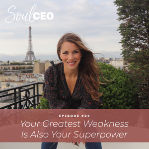 [SCEO] 24: Your Greatest Weakness Is Also Your Superpower