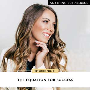 The Equation for Success