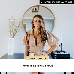 Anything But Average with Lindsey Mango   Invisible Evidence